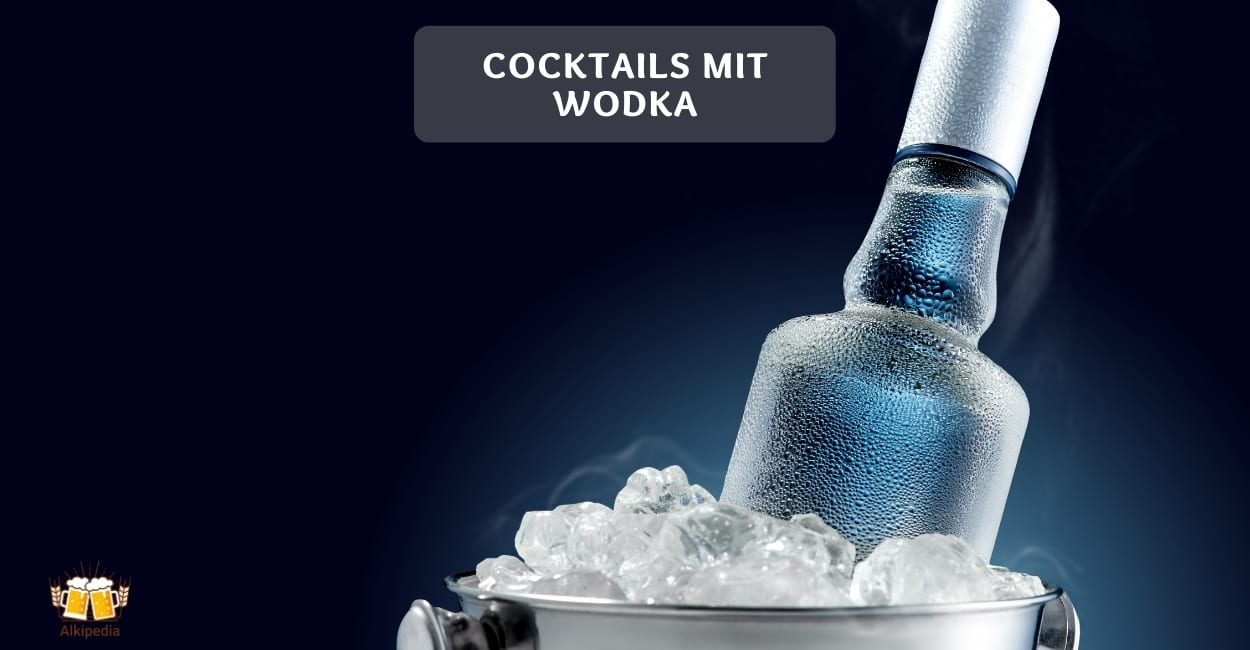 Cocktails mit wodka