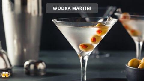Der Wodka Martini – Mit der Lizenz zum zeitlosen Klassiker